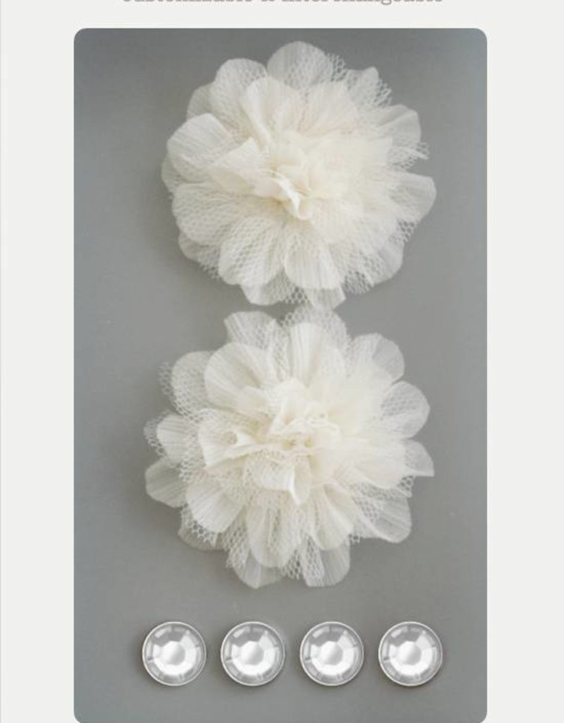 Made To Be Tulle Floret Set