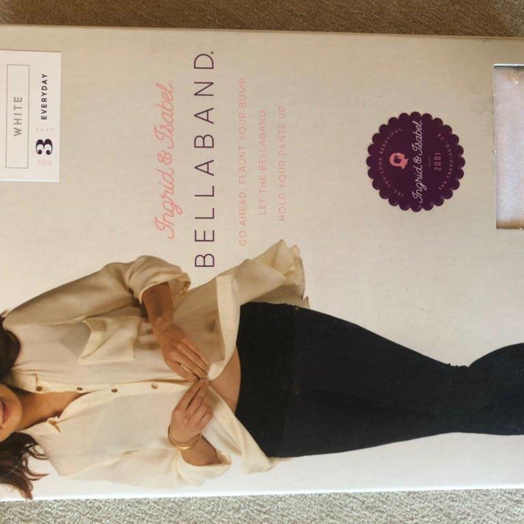 White Everyday Bellaband Style 1011 3