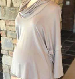 Silver Sloane Top  Large