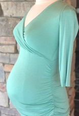 Mint Michelle Top  Small