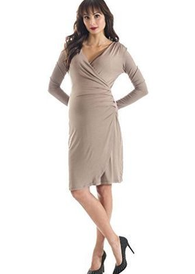 Taupe Brynley Dress  S