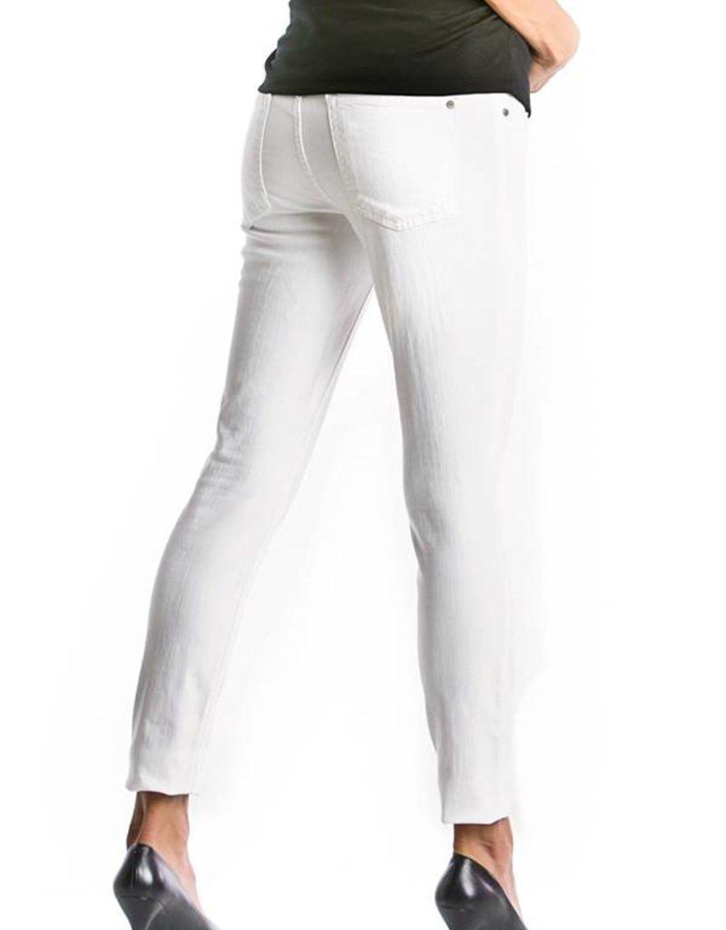 White Skinny Jean  Large