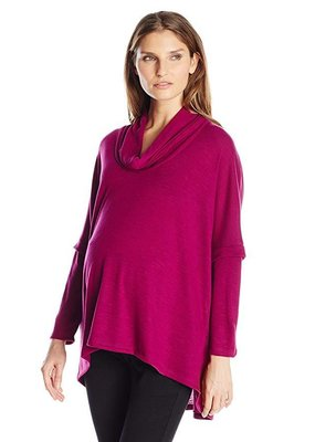 Magenta Sloane Top  Large