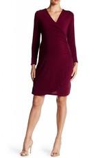 Marsala Brynley Dress  Large