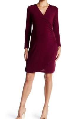 Marsala Brynley Dress  Large