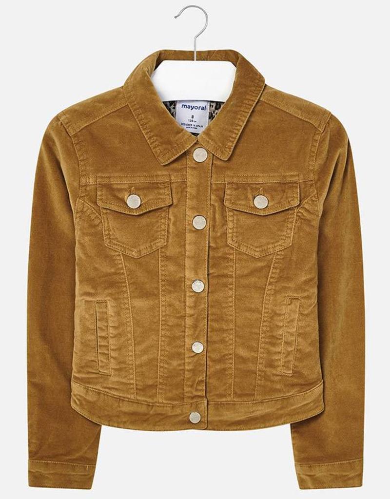 Mayoral USA Mustard Jacket