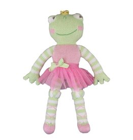 "Zubels 14"" Frog Girl"