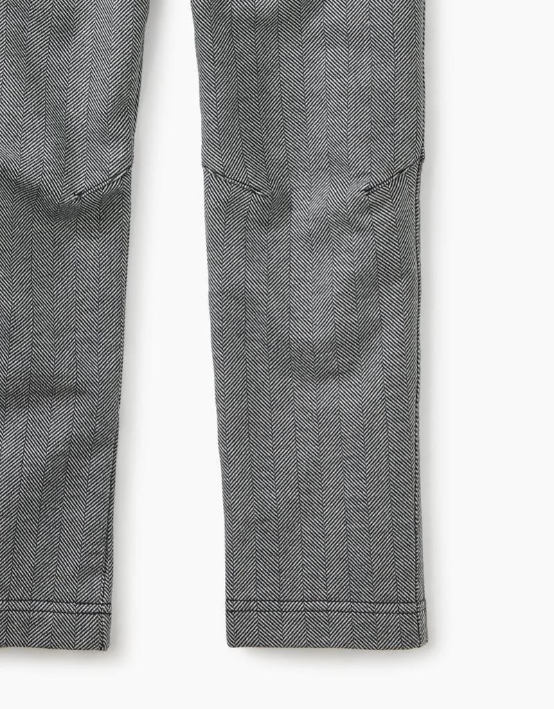 Tea Collection Pattern Trek Pants