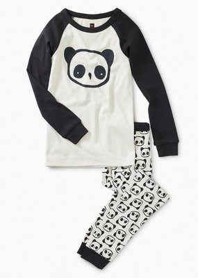 Tea Collection Panda Pal Graphic Pajamas