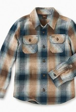 Tea Collection Flannel Plaid Button Shirt