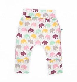 Elephant Moon LLC grow with me harem pants
