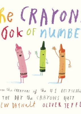 Penguin Random House, LLC The Crayon's Book of Numbers