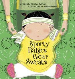 Penguin Random House, LLC Sporty Babies Wear Sweats