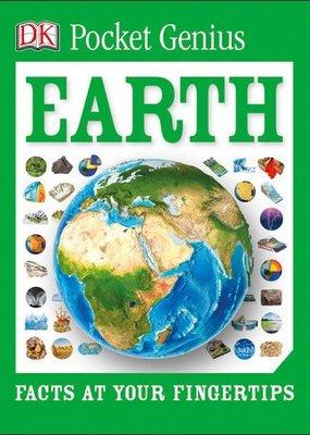 Penguin Random House, LLC Pocket Genius Earth