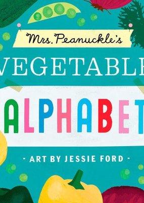 Penguin Random House, LLC Mrs. Peanuckle's Vegetable Alphabet