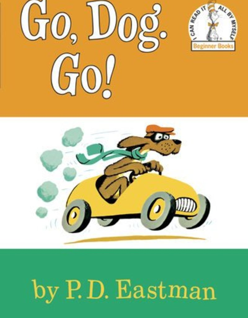 Penguin Random House, LLC Go Dog Go