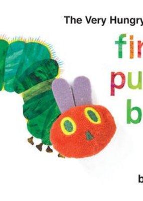 Penguin Random House, LLC Very Hungry Caterpillar Finger Puppet Book
