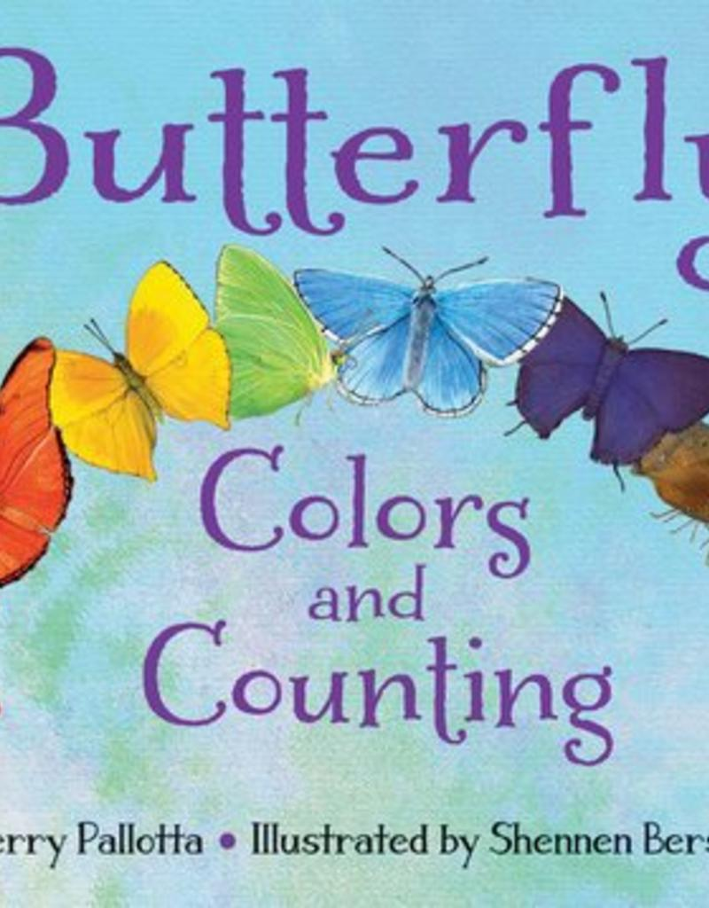 Penguin Random House, LLC Butterfly Colors and Counting