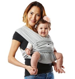 Baby K'Tan Heather Grey K'tan Carrier  XS