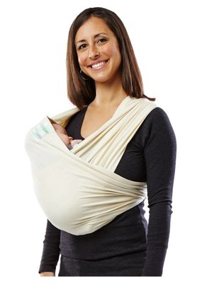 Baby K'Tan Organic Baby K'Tan Carrier Natural XS