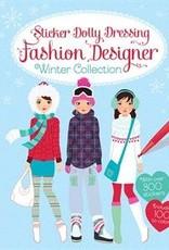 Usborne Books Winter Fashion Design Stickers