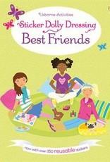Usborne Books Sticker Dolly Best Friends