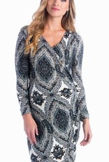 Paisley Brynley Dress  Large