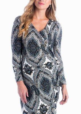 Paisley Brynley Dress  Large