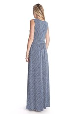 Emory Blue Maxi Dress  6