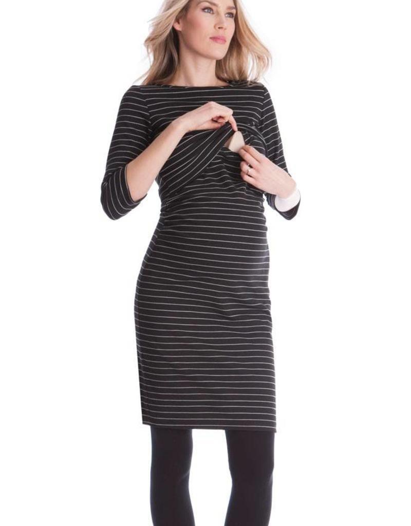 Aviana Stripe Dress  Small