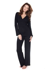 Black Camille Nightwear  Small