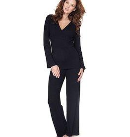 Black Camille Nightwear  Small
