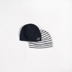 Petit lem navy hat set