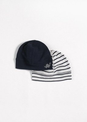 Petit lem navy hat set