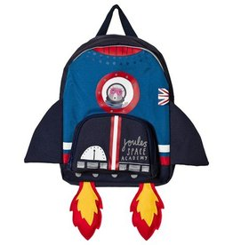 Little Joule Blue Rocket Back Pack