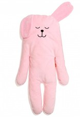 "My Minkie Cuddle Plush Blush Rabbit 16"""