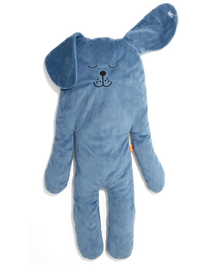 My Minkie Cuddle Plush Denim Puppy 32""