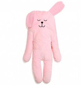 "My Minkie Cuddle Plush Blush Rabbit 32"""