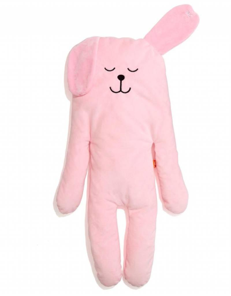 My Minkie Cuddle Plush Blush Rabbit 32""
