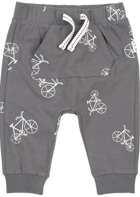 Petit lem Grey Bike Knit Pants