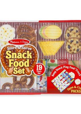 Melissa & Doug, LLC Store & Serve Snack Food Set