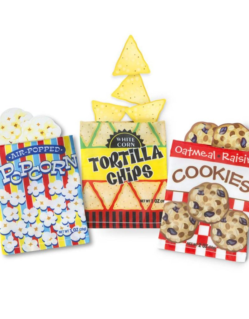 Melissa & Doug, LLC Store & Serve Snack Food Set