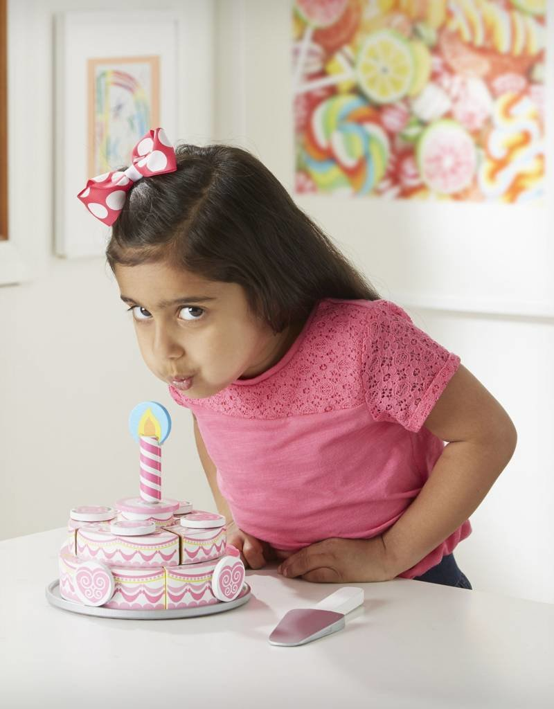 Melissa & Doug, LLC Birthday Cake