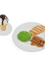 Melissa & Doug, LLC Food Fun Combine & Dine Dinners-Blue