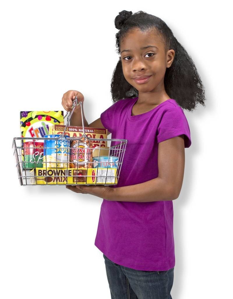 Melissa & Doug, LLC Let's Play House! Grocery Basket