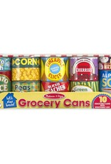 Melissa & Doug, LLC Let's Play House! Grocery Cans