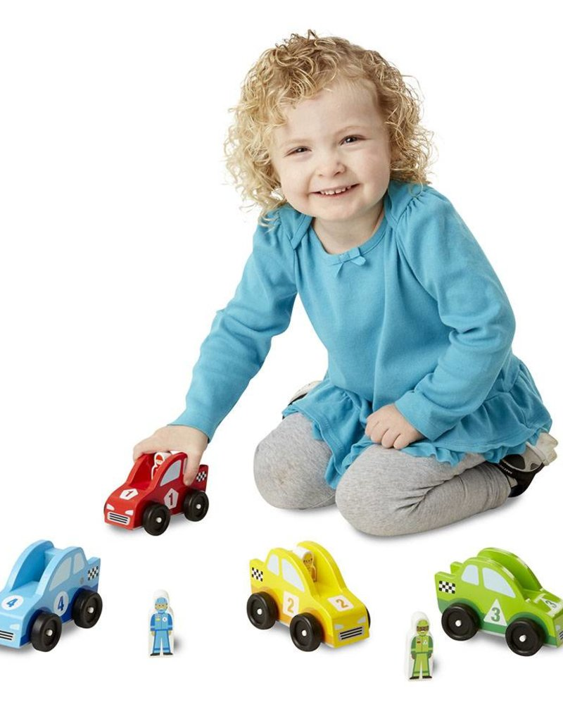 Melissa & Doug, LLC Race Car Vehicle Set