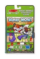 Water Wow! Wacky Animals