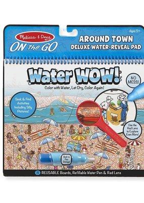 Melissa & Doug, LLC water wow around town deluxe reveal