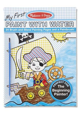 Melissa & Doug, LLC Blue My First Paint with Water